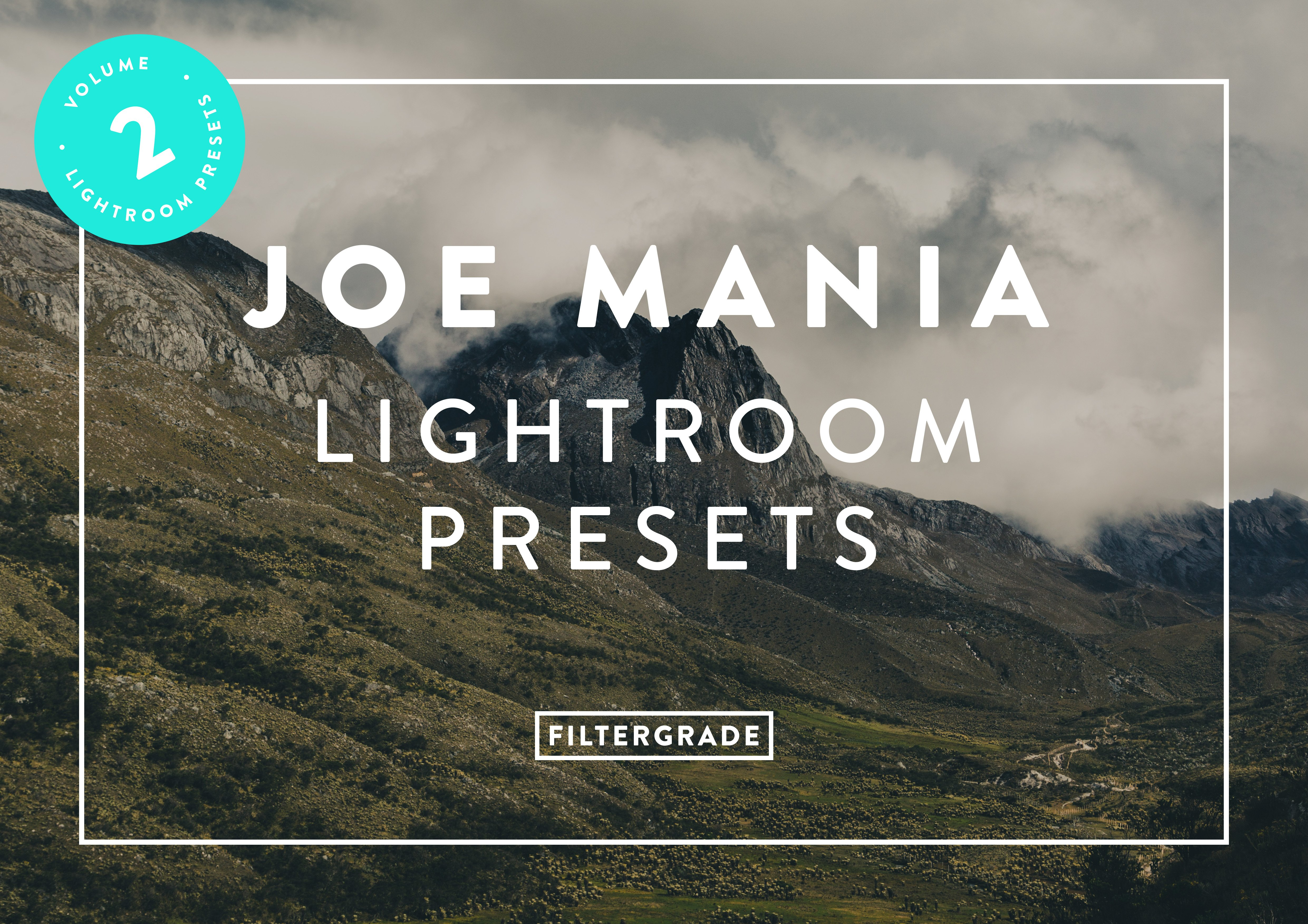 FEATURED - Joe Mania Lightroom Presets Volume 2 - Joe Mania Photography - FilterGrade Digital Marketplace