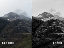 4 Joe Mania Lightroom Presets Volume 2 - Joe Mania Photography - FilterGrade Digital Marketplace
