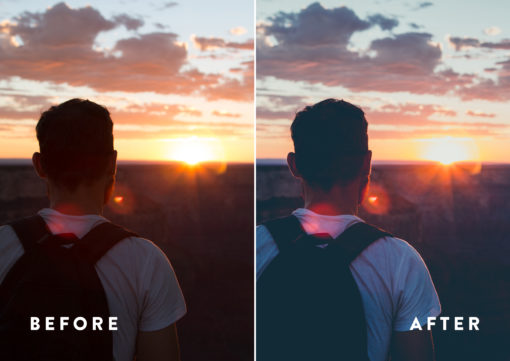 8 Joe Mania Lightroom Presets - Joe Mania Photography - FilterGrade Digital Marketplace