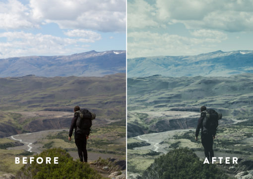 4 Joe Mania Lightroom Presets - Joe Mania Photography - FilterGrade Digital Marketplace