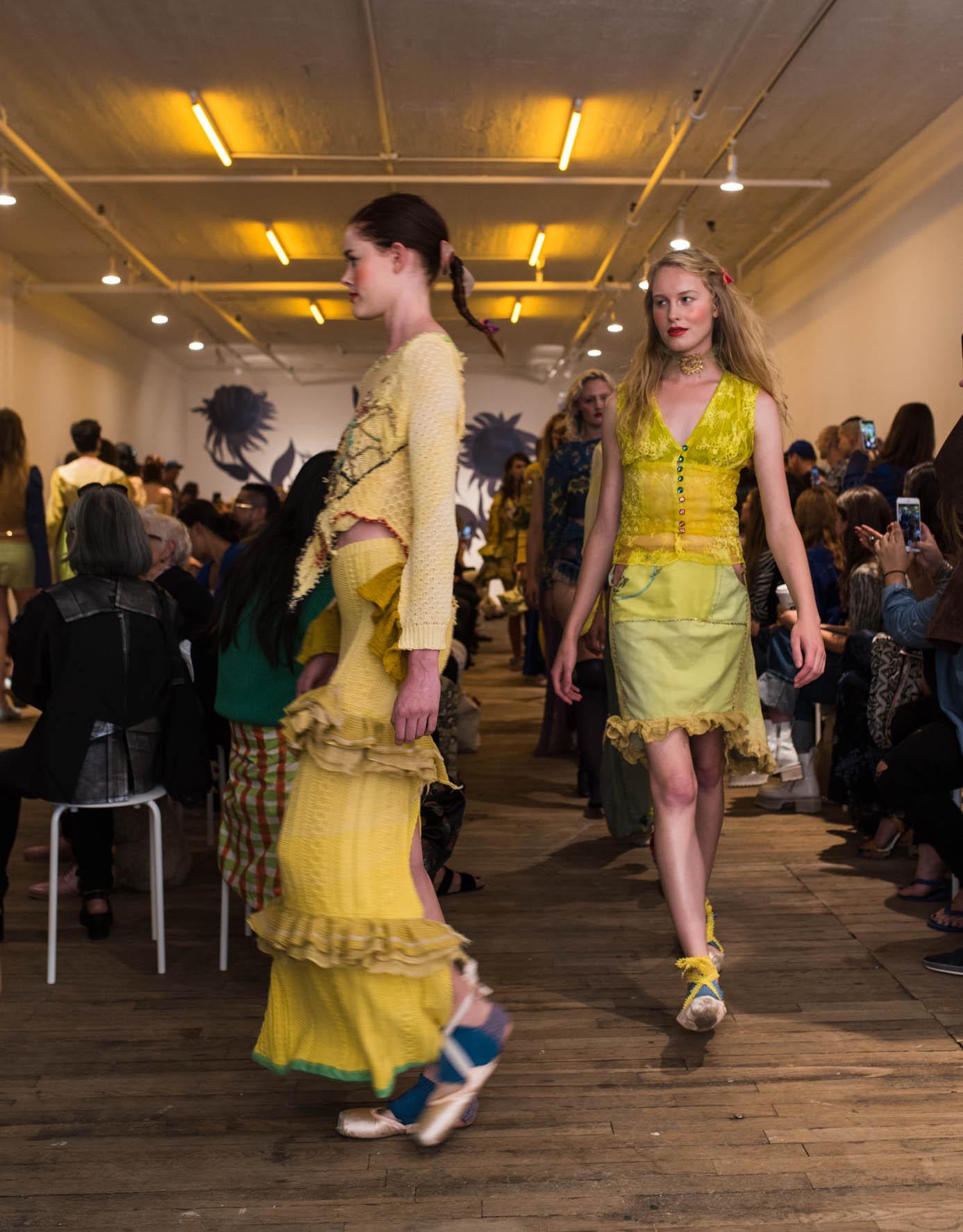 new york fashion week runway show lou dallas ss18