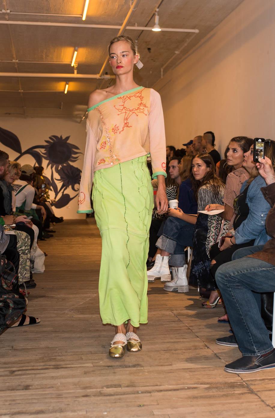 lou dallas new york fashion week style