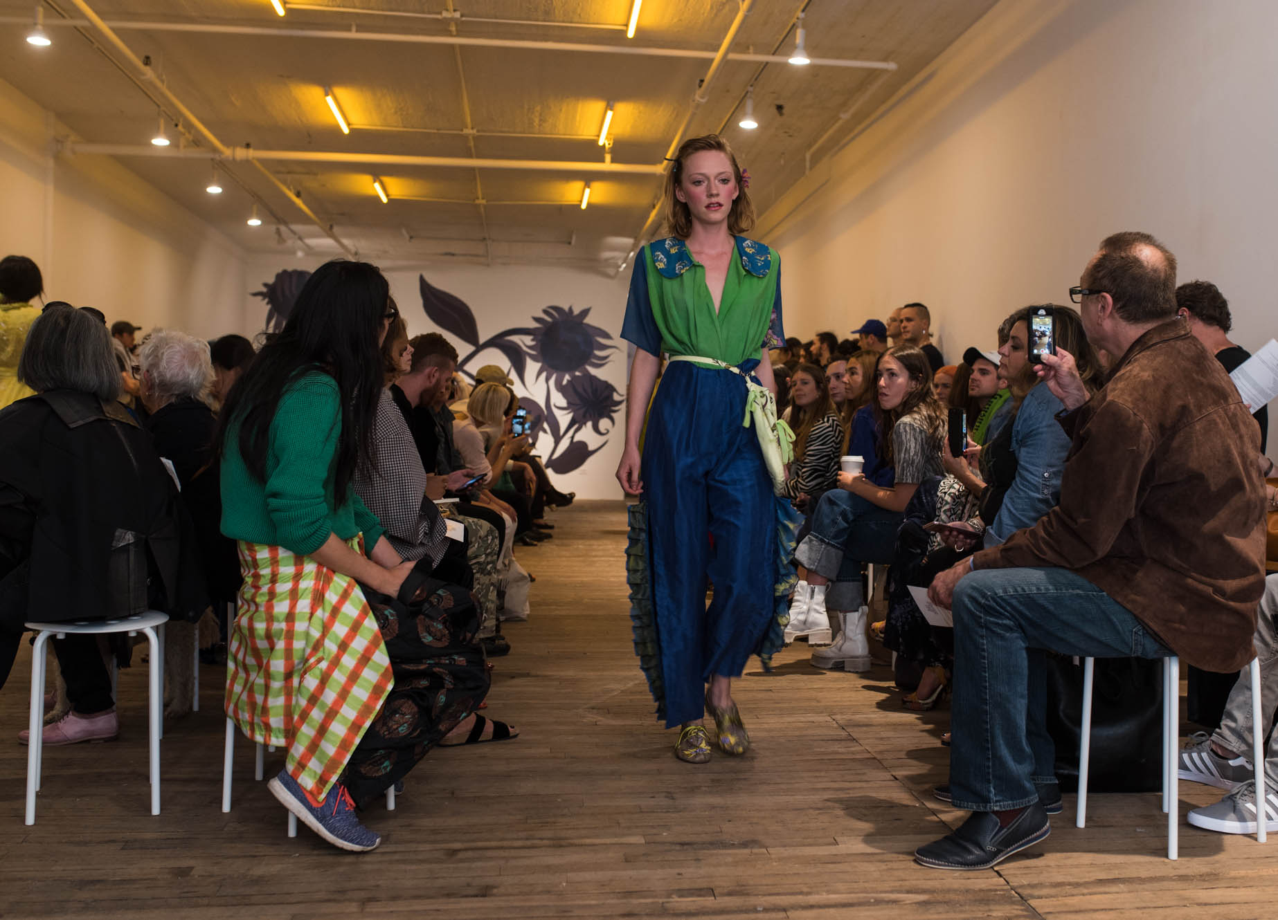 new york fashion week lou dallas ss18
