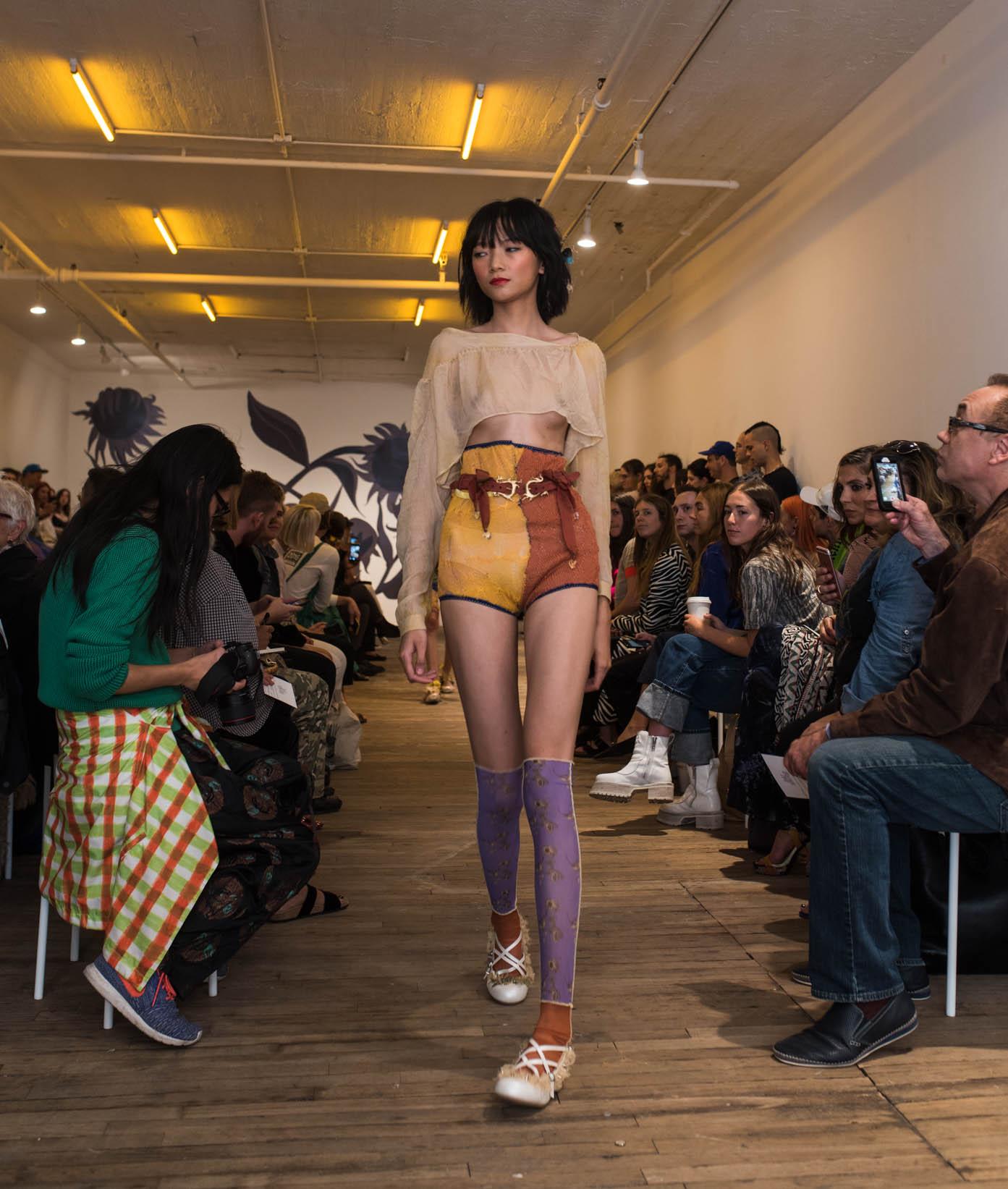 lou dallas new york fashion week filtergrade