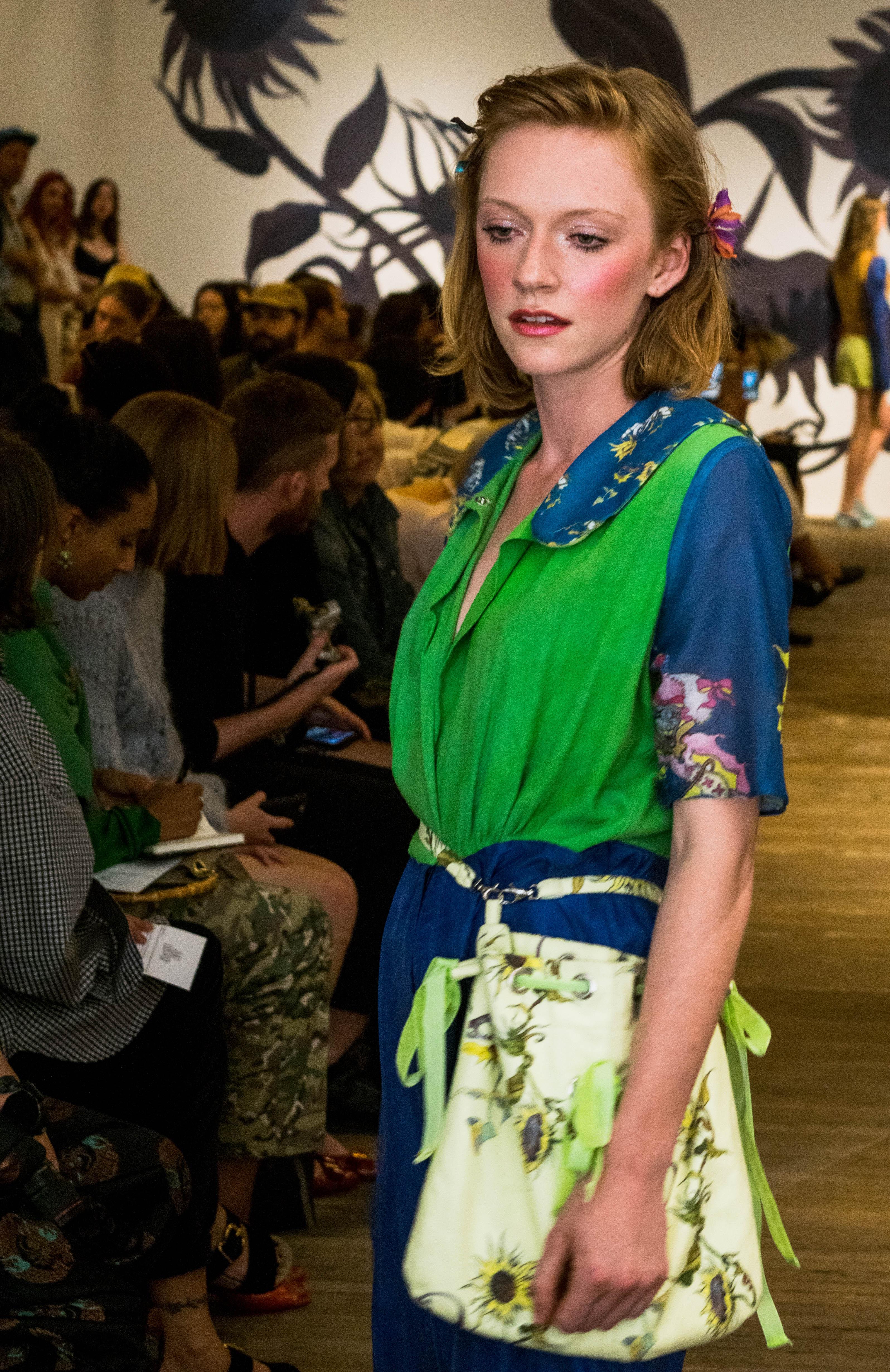 10 Lou Dallas SS18 Runway Fashion Show - FilterGrade Blog