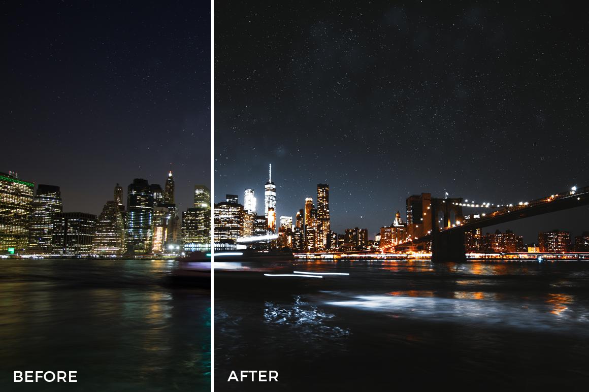4 Azhuk New York City Lightroom Presets - @azhuk Alexander Zhuk Photography - FilterGrade Digital Marketplace