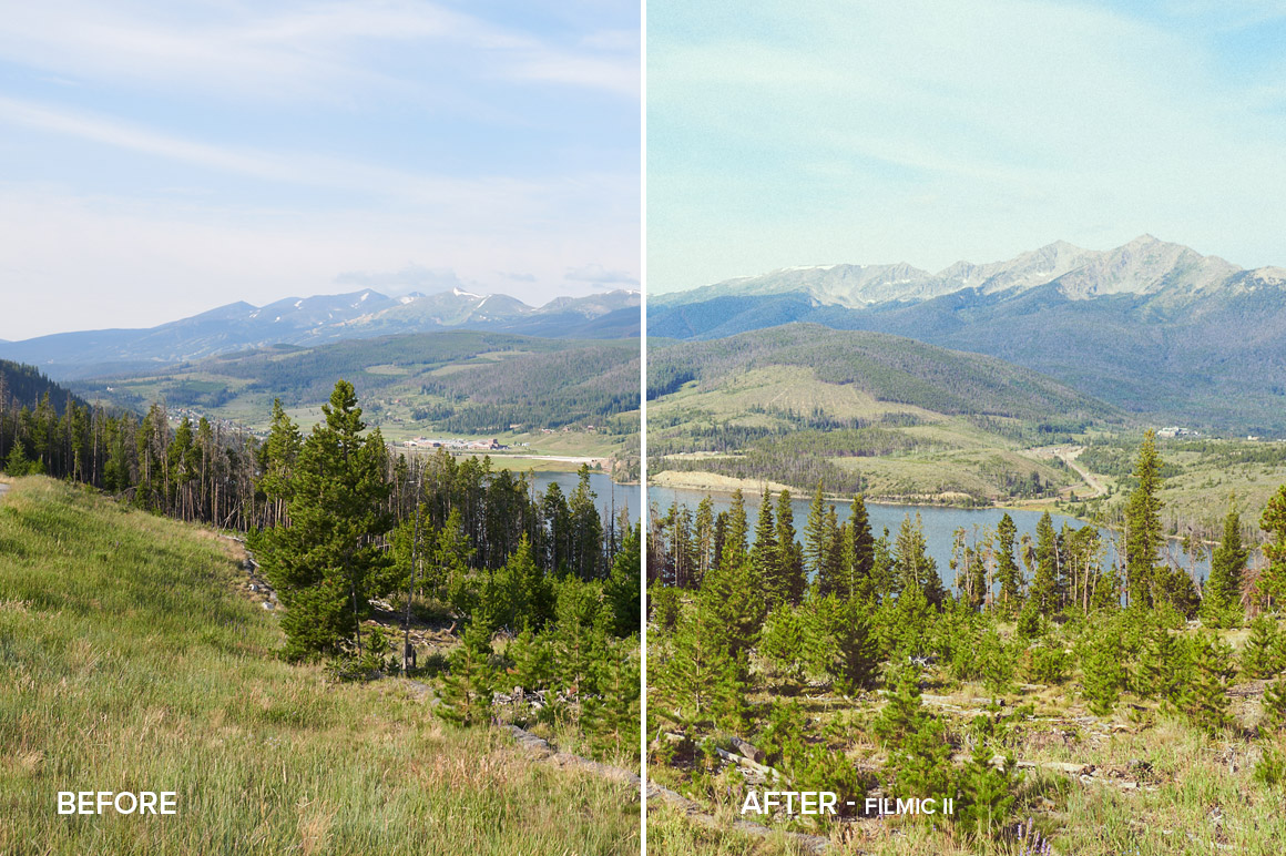 filmic capture one styles
