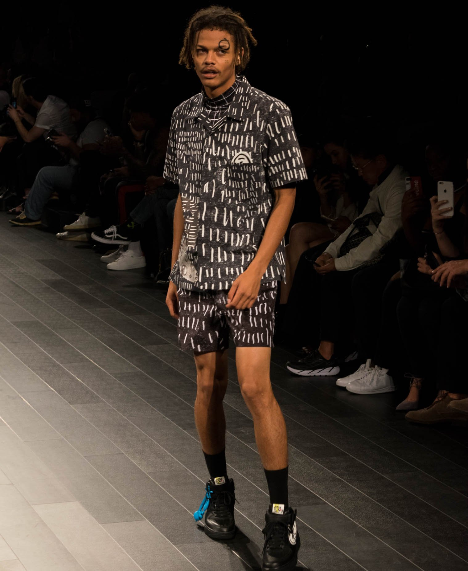 47 Rochambeau SS18 Runway Show - New York Fashion Week 2017 - FilterGrade Blog