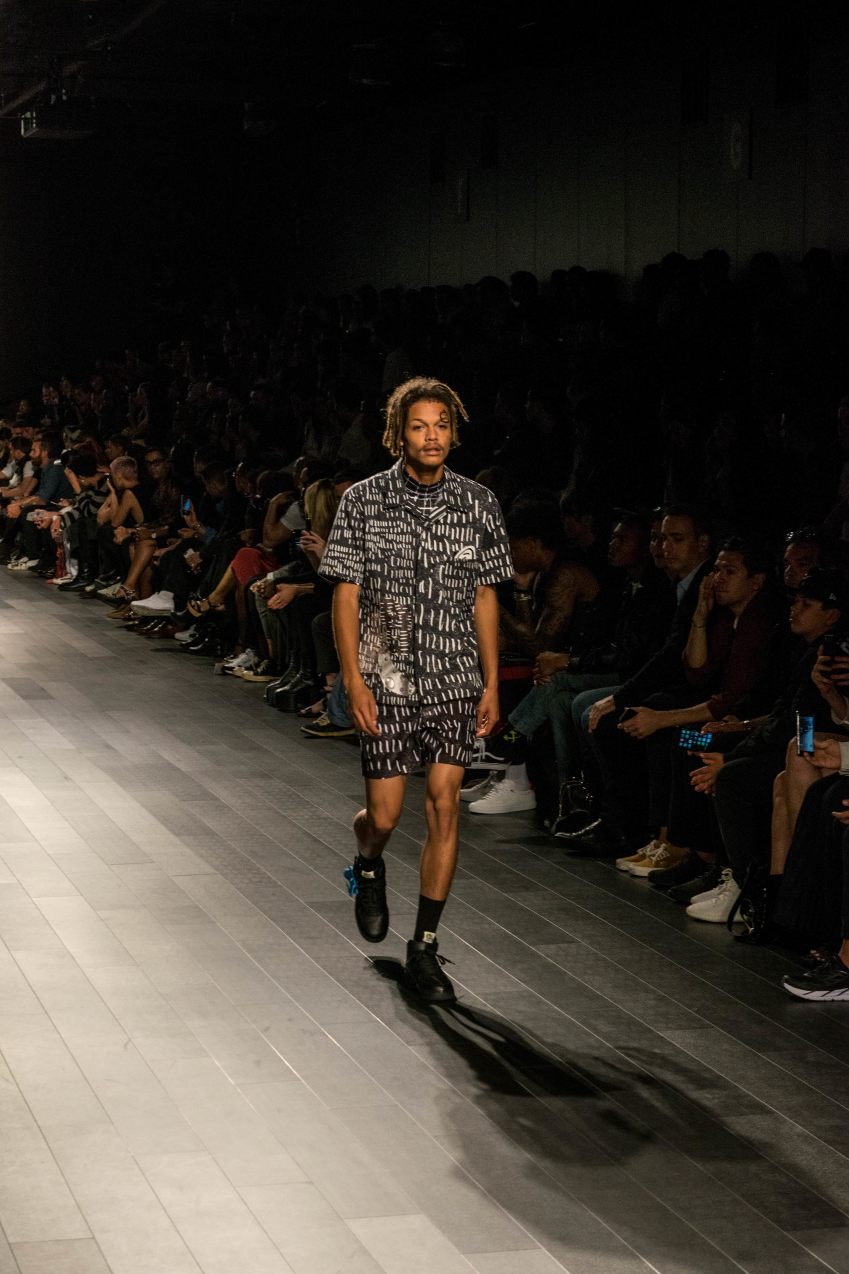 46 Rochambeau SS18 Runway Show - New York Fashion Week 2017 - FilterGrade Blog