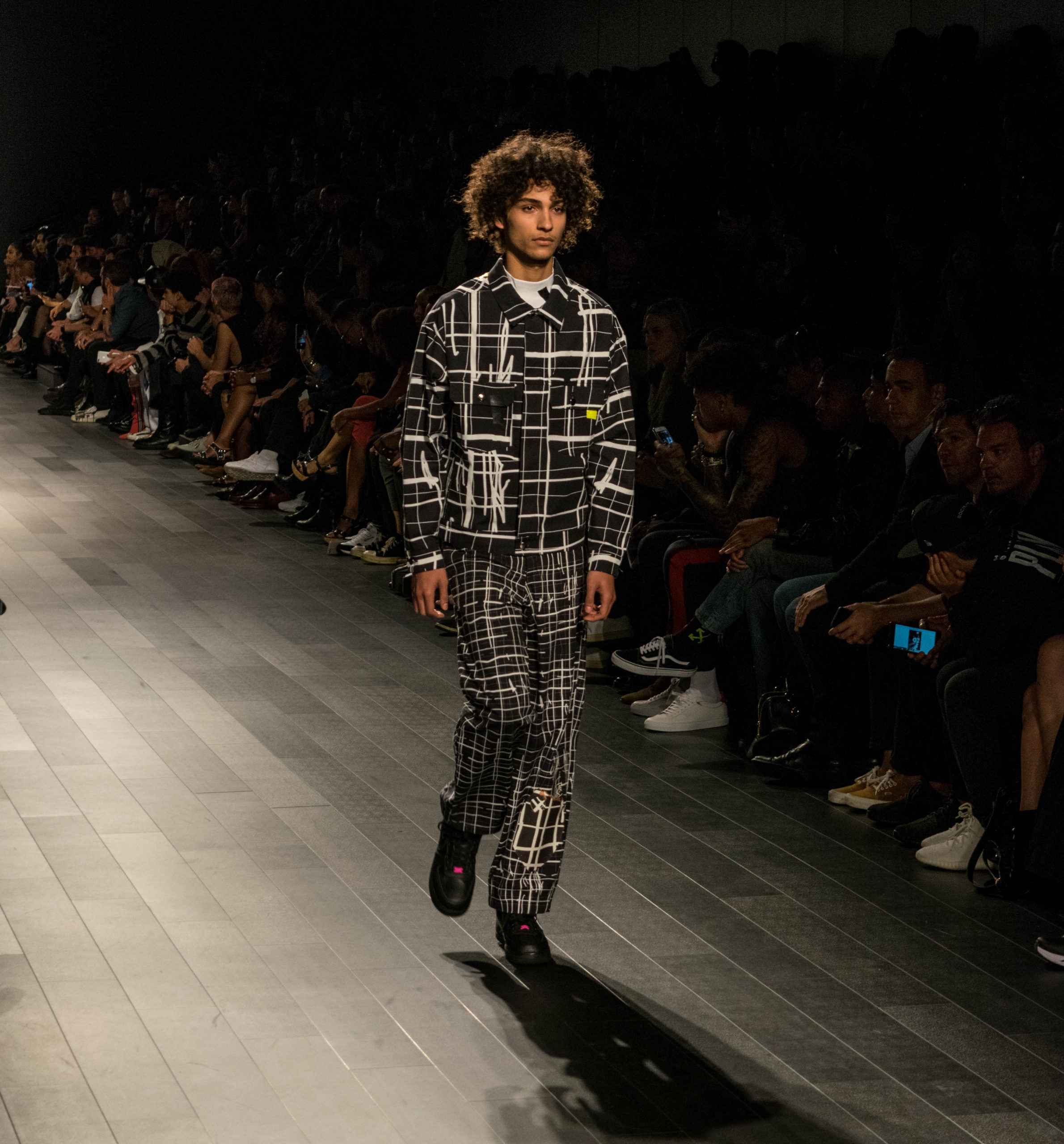 42Rochambeau SS18 Runway Show - New York Fashion Week 2017 - FilterGrade Blog
