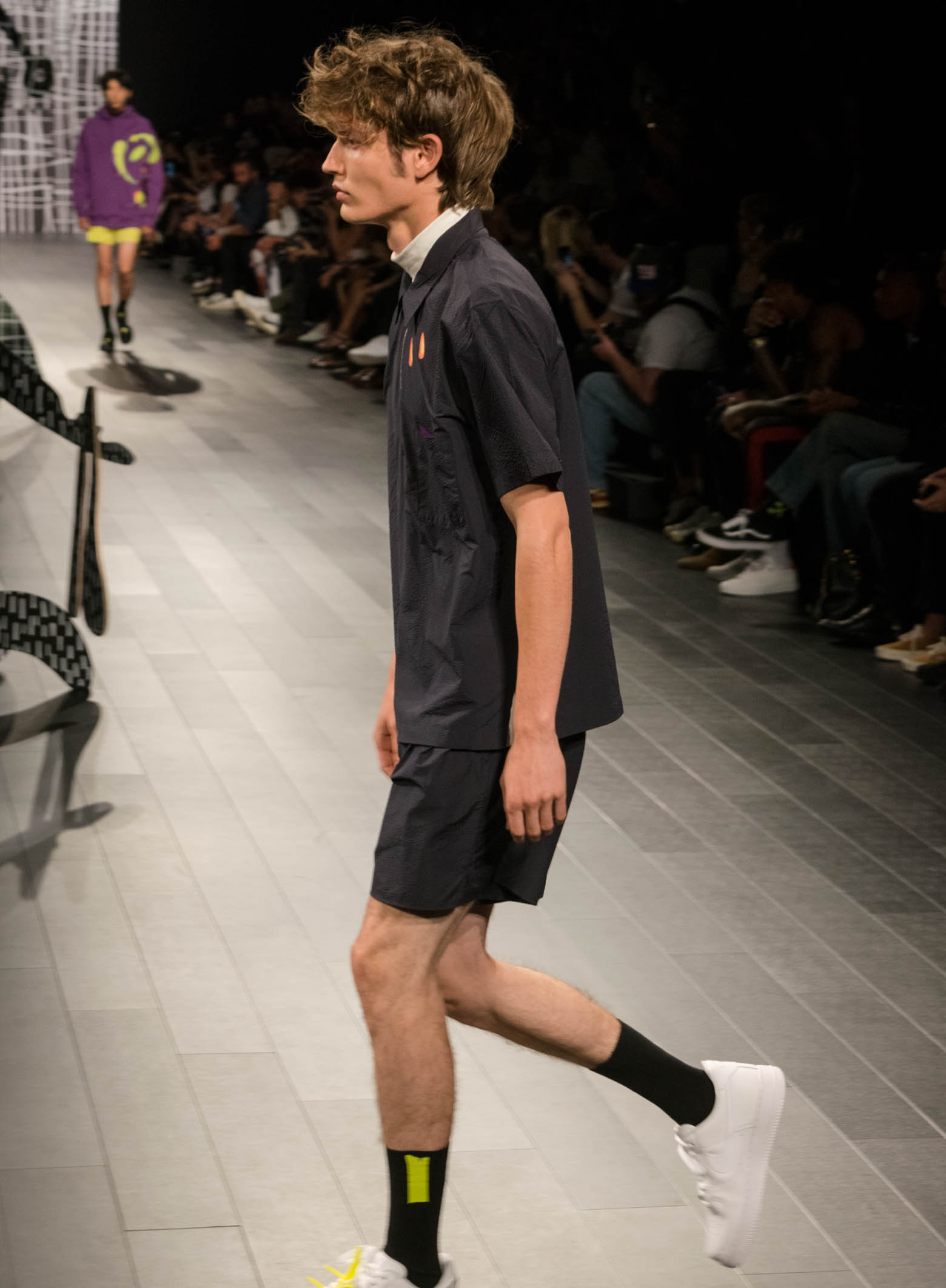 6 Rochambeau SS18 Runway Show - New York Fashion Week 2017 - FilterGrade Blog