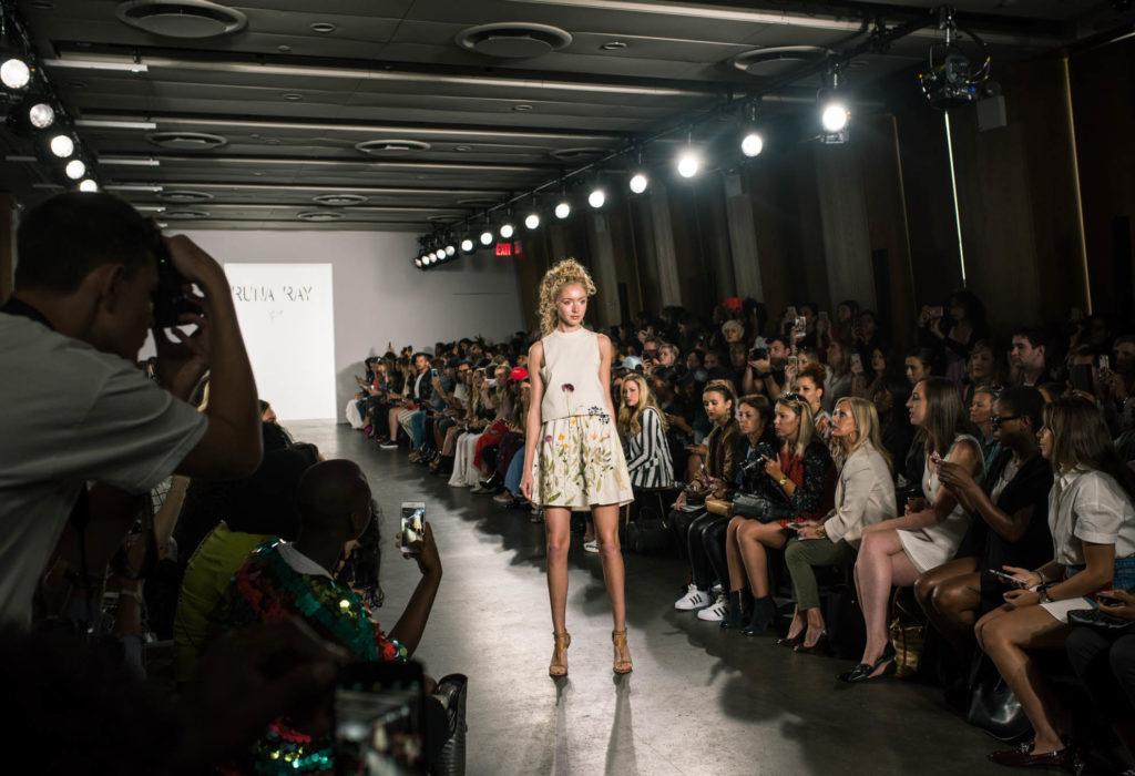 Runa Ray Runway Show New York Fashion Week 2017 FilterGrade Coverage