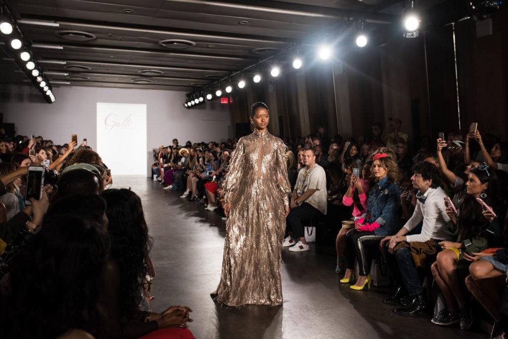 Galtiscopio SS18 Runway Show at New York Fashion Week