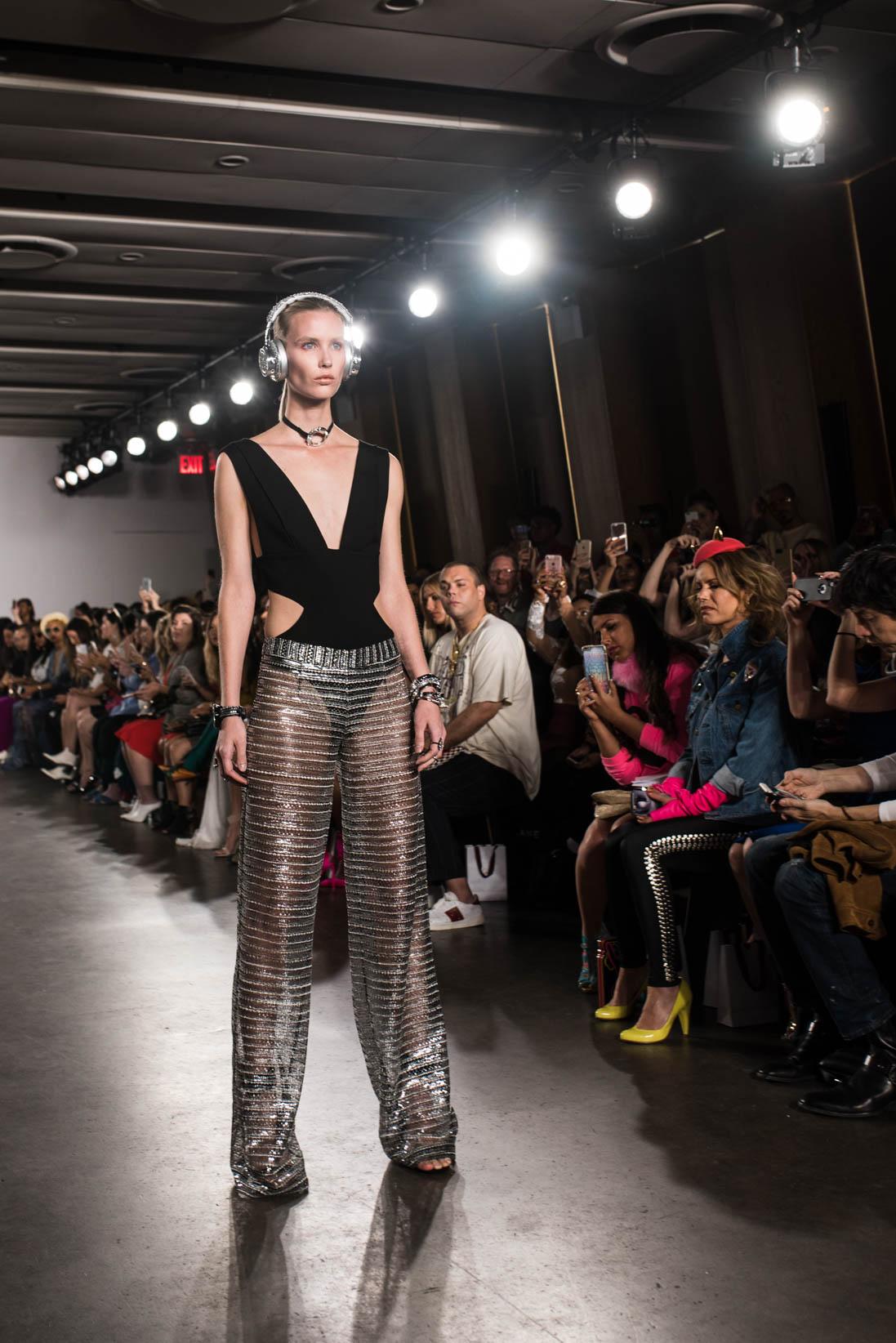 galtiscopio filtergrade coverage ss18 new york fashion week