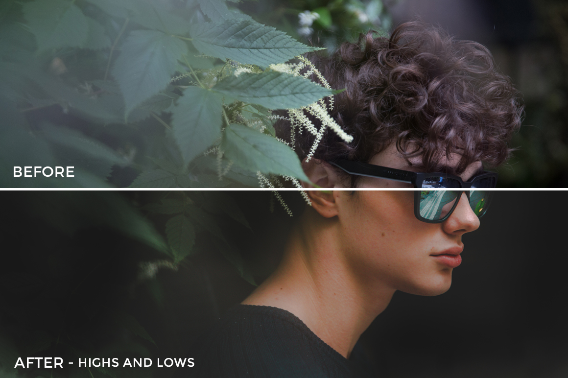 4 Highs and Lows - Sam Dameshek Lightroom Presets - Sam Damashek Photography - FilterGrade Digital Marketplace