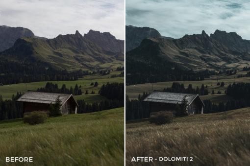 3 Dolomiti 2 - Marcel Heller Lightroom Presets - Marcel Heller Photography - FilterGrade Digital Marketplace