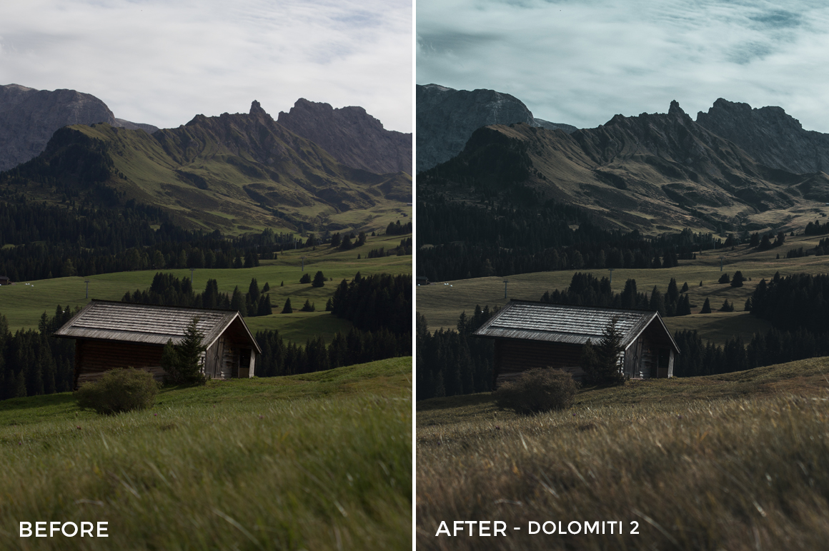 3 Dolomiti 2 - Marcel Heller Lightroom Presets - Marcel Heller Photography - FilterGrade Digital Marketplace