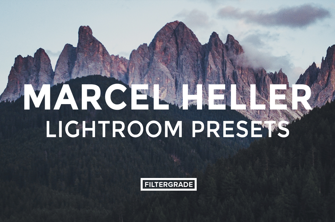 FEATURED - Marcel Heller Lightroom Presets - Marcel Heller Photography - FilterGrade Digital Marketplace