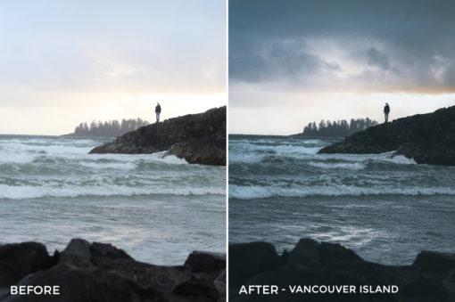 6 Vancouver Island - Marcel Heller Lightroom Presets - Marcel Heller Photography - FilterGrade Digital Marketplace
