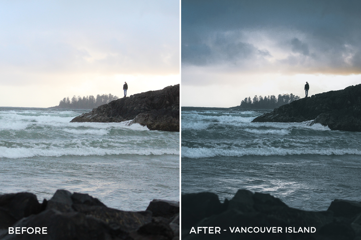 6 Vancouver Island - Marcel Heller Lightroom Presets - Marcel Heller Photography - FilterGrade Digital Marketplace