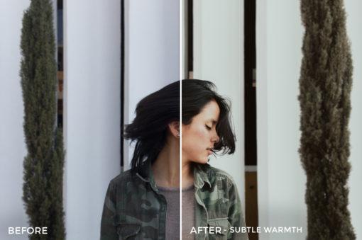 10 Subtle Warmth - Colorgrader Lightroom Presets - @colorgrader - FilterGrade Digital Marketplace