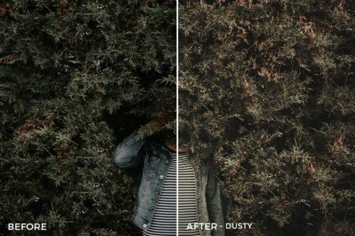4 Dusty- Colorgrader Lightroom Presets - @colorgrader - FilterGrade Digital Marketplace