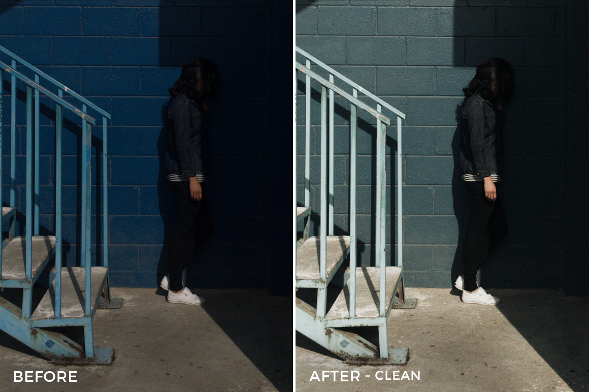 1 Clean - Colorgrader Lightroom Presets - @colorgrader - FilterGrade Digital Marketplace