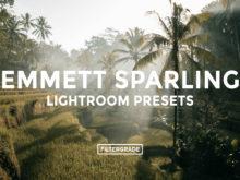Featured Emmett Sparling Lightroom Presets - FilterGrade