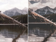 1 Moody Mark Harrison Lightroom Presets - FilterGrade