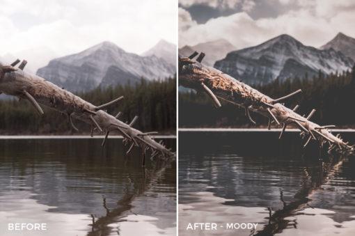 1 Moody Mark Harrison Lightroom Presets - FilterGrade