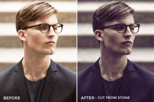 Cut From Stone - Editorial Series- Natural Light Capture One Styles - FilterGrade