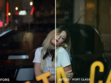 Port Glass - Emanuele Di Mare Portrait Juice Lightroom Presets - FilterGrade