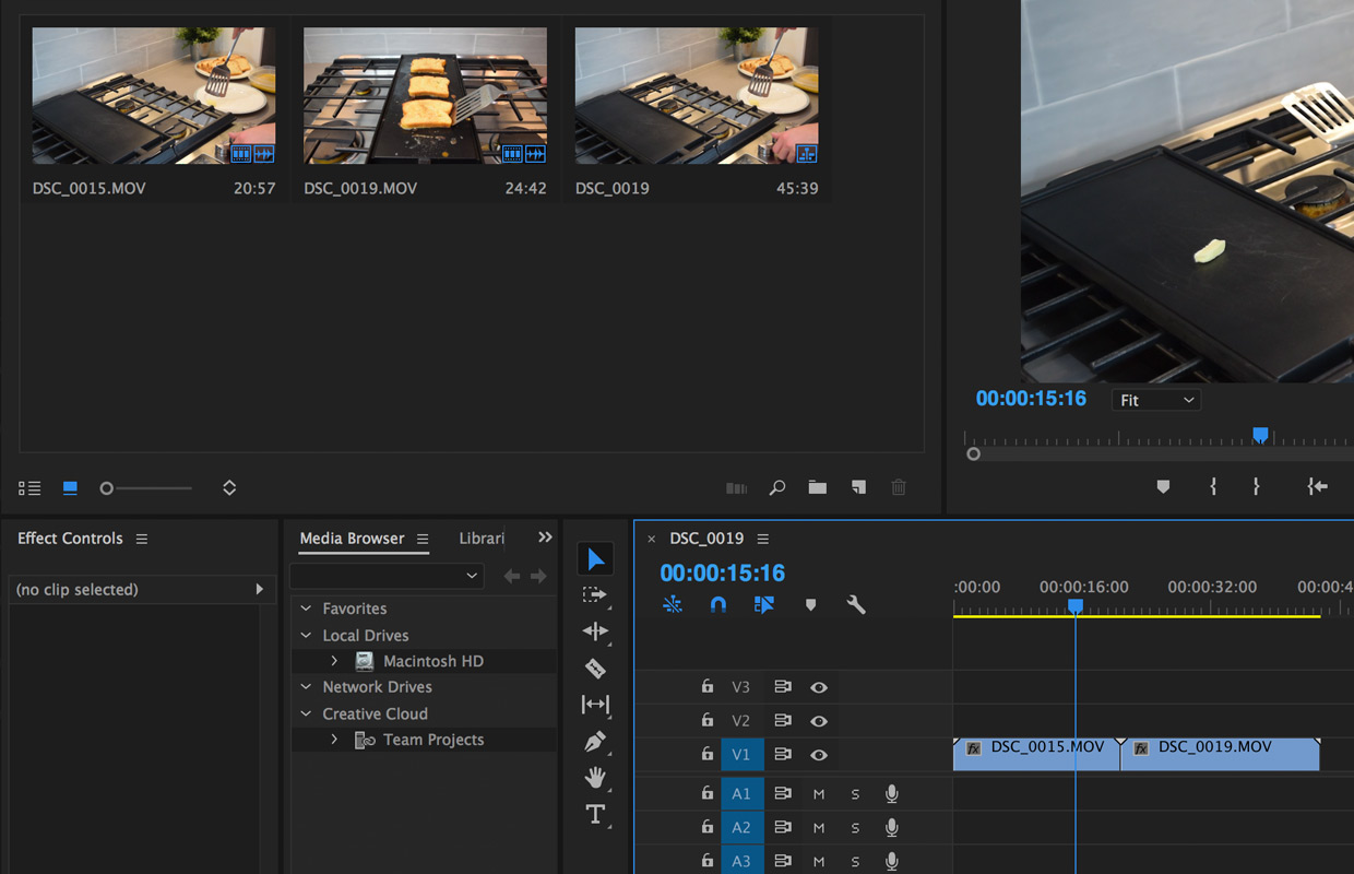 How to Delete Audio in Premiere Pro CC: Removing Audio from