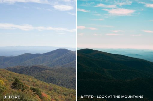 Look at the Mountains- Kal Visuals Landscape Lightroom Presets II - FilterGrade