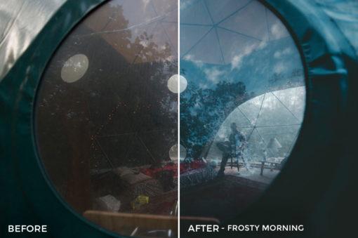 FROSTY Morning- Kal Visuals Landscape Lightroom Presets II - FilterGrade