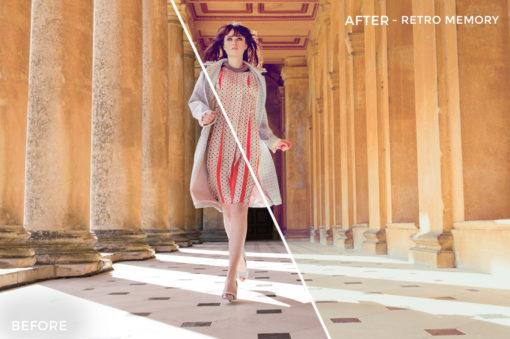Retro Memory - Mark Binks Outdoor Fashion Lightroom Presets - FilterGrade