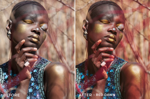 Red Dawn - Mark Binks Outdoor Fashion Lightroom Presets - FilterGrade