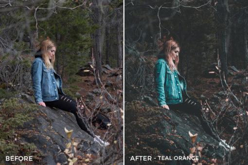Teal Orange - Mark Harrison Lightroom Presets - FilterGrade