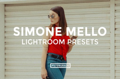 featured - simone mello lightroom presets - filtergrade