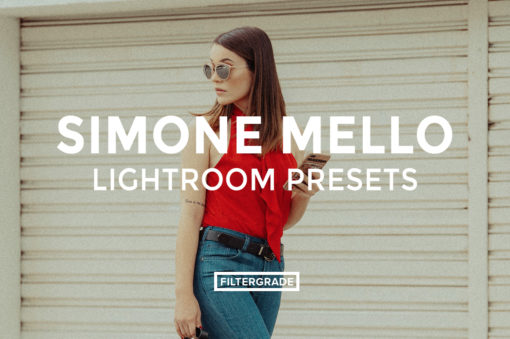 featured - simone mello lightroom presets - filtergrade