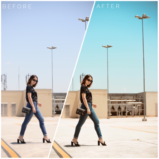 4 Simone Mello Lightroom Presets - FilterGrade