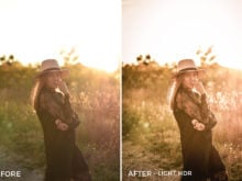 Light HDR - Iustina Dumitrescu Lightroom Presets - FilterGrade
