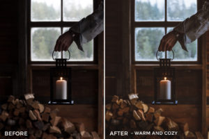 Warm and Cozy - Dmitry Shukin Lightroom Presets - FilterGrade