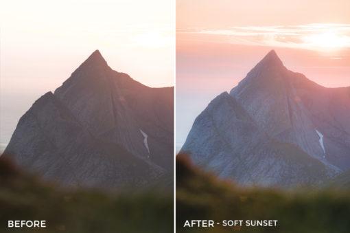 Soft Sunset - Dmitry Shukin Lightroom Presets - FilterGrade