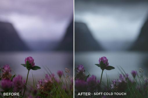 Soft Cold Touch - Dmitry Shukin Lightroom Presets - FilterGrade