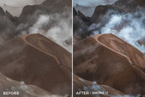 Smoke IT - Dmitry Shukin Lightroom Presets - FilterGrade