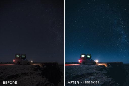 I see skies - Dmitry Shukin Lightroom Presets - FilterGrade