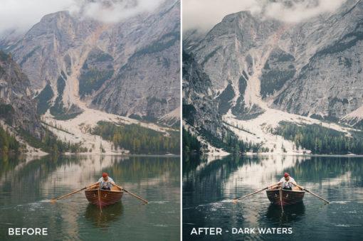 Dark Waters - Dmitry Shukin Lightroom Presets - FilterGrade