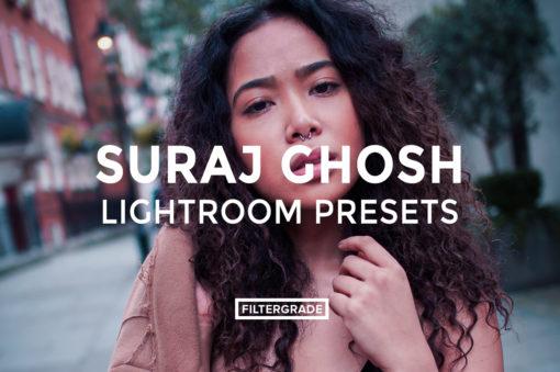 FEATURED - Suraj Ghosh Lightroom Presets - FilterGrade