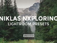 FEATURED - Niklas Nxploring Lightroom Presets - FilterGrade